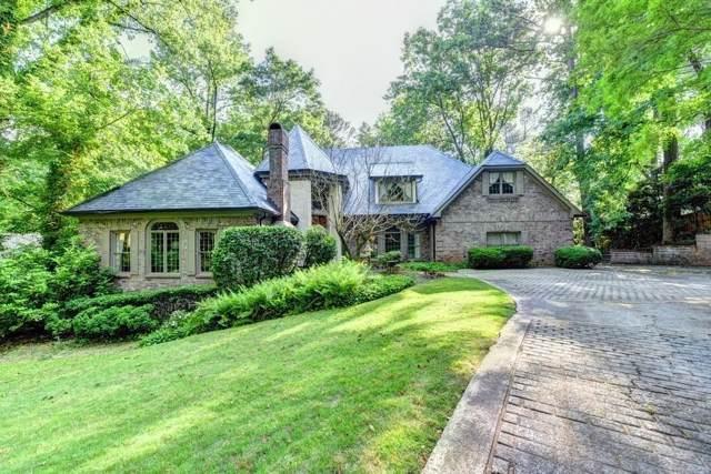 9345 Huntcliff Trace, Sandy Springs, GA 30350 (MLS #6667497) :: Charlie Ballard Real Estate