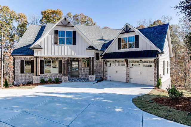 940 Mountain Crest Way, Hoschton, GA 30548 (MLS #6667498) :: MyKB Partners, A Real Estate Knowledge Base