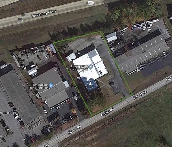 699 Airport Road, Lawrenceville, GA 30046 (MLS #6667513) :: North Atlanta Home Team