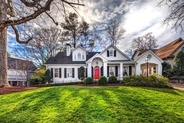 481 Pine Tree Drive NE, Atlanta, GA 30305 (MLS #6667524) :: KELLY+CO