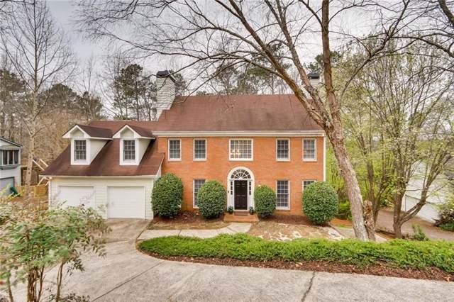 1468 Shadowrock Drive, Marietta, GA 30062 (MLS #6667566) :: North Atlanta Home Team