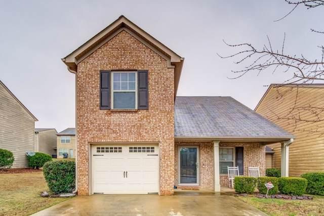 215 Ben Lane, Fairburn, GA 30213 (MLS #6667598) :: North Atlanta Home Team