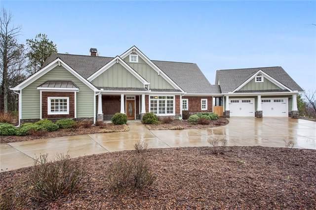 511 Stoneledge Drive, Jasper, GA 30143 (MLS #6667613) :: Path & Post Real Estate