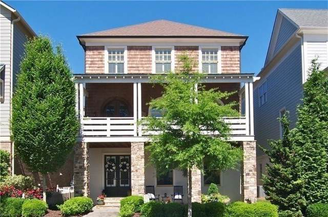 245 Fowler Street, Woodstock, GA 30188 (MLS #6667628) :: North Atlanta Home Team