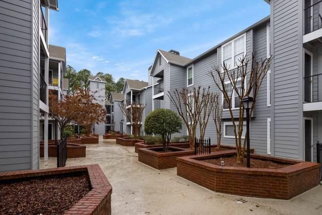 516 Granville Court #516, Atlanta, GA 30328 (MLS #6667650) :: Charlie Ballard Real Estate