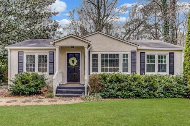 1606 Belle Isle Circle, Atlanta, GA 30329 (MLS #6667651) :: The Heyl Group at Keller Williams
