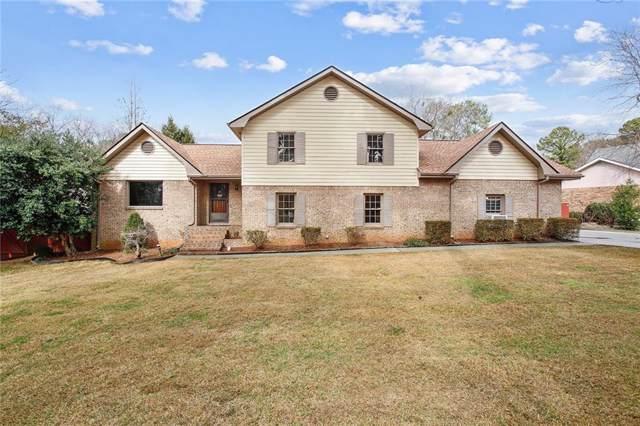 5782 Williamsburg Drive, Norcross, GA 30093 (MLS #6667663) :: Vicki Dyer Real Estate