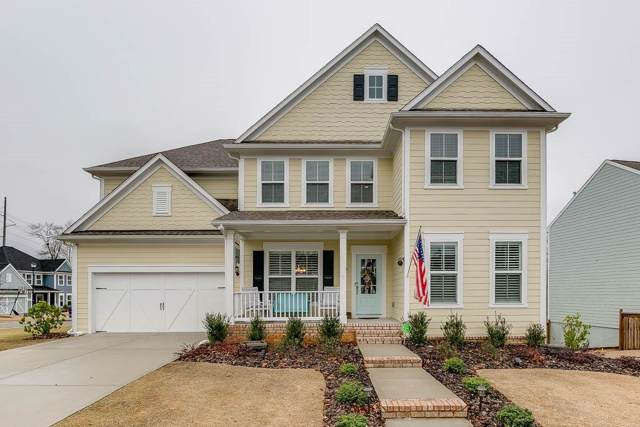 6411 Hickory Branch Drive, Hoschton, GA 30548 (MLS #6667672) :: North Atlanta Home Team