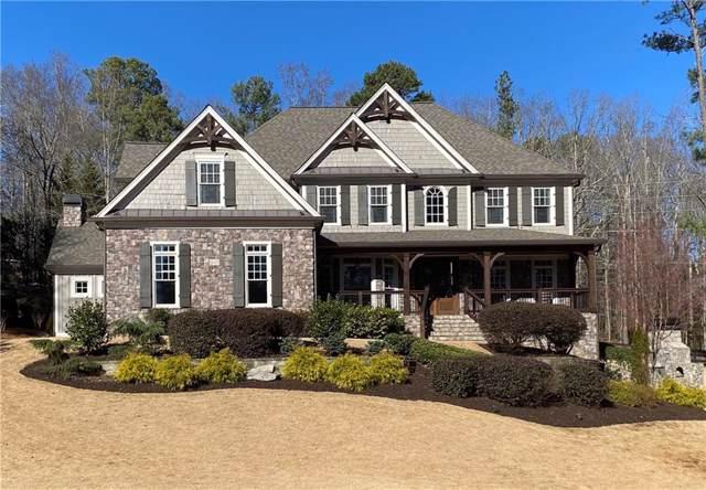 15460 Treyburn Manor View, Alpharetta, GA 30004 (MLS #6667682) :: North Atlanta Home Team