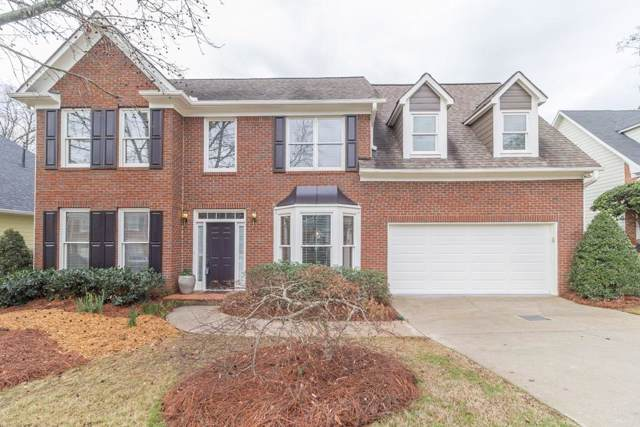 1470 Crescent Walk, Decatur, GA 30033 (MLS #6667685) :: RE/MAX Paramount Properties
