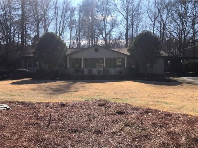 2929 Alan Drive, Marietta, GA 30064 (MLS #6667702) :: Path & Post Real Estate