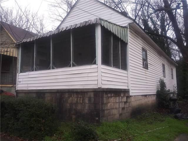 523 Joseph E Lowery Boulevard NW, Atlanta, GA 30314 (MLS #6667711) :: The Hinsons - Mike Hinson & Harriet Hinson