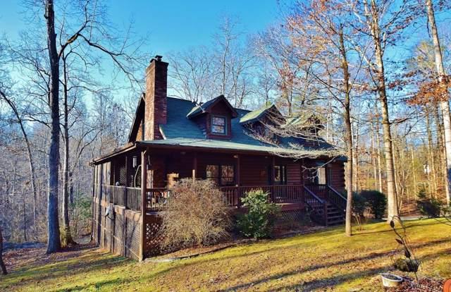929 Gold Ridge Road, Dahlonega, GA 30533 (MLS #6667734) :: Rock River Realty