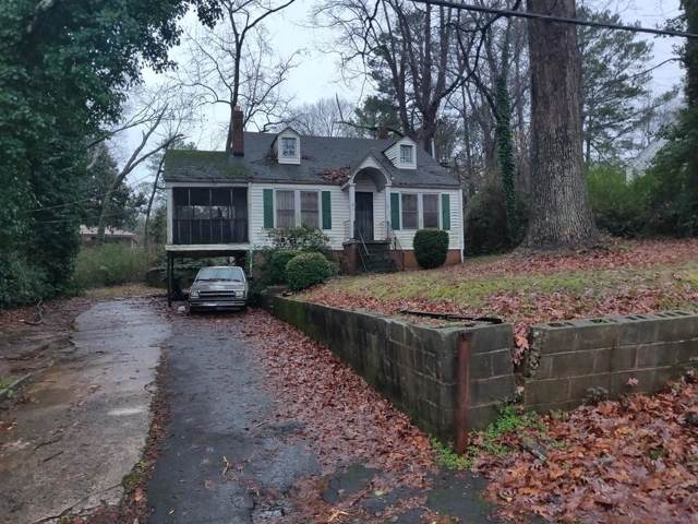694 Banks Avenue SW, Atlanta, GA 30315 (MLS #6667744) :: Kennesaw Life Real Estate