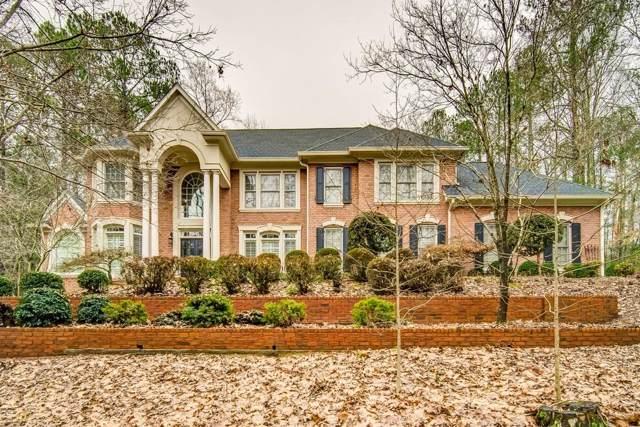 270 Turnberry Circle, Fayetteville, GA 30215 (MLS #6667776) :: North Atlanta Home Team