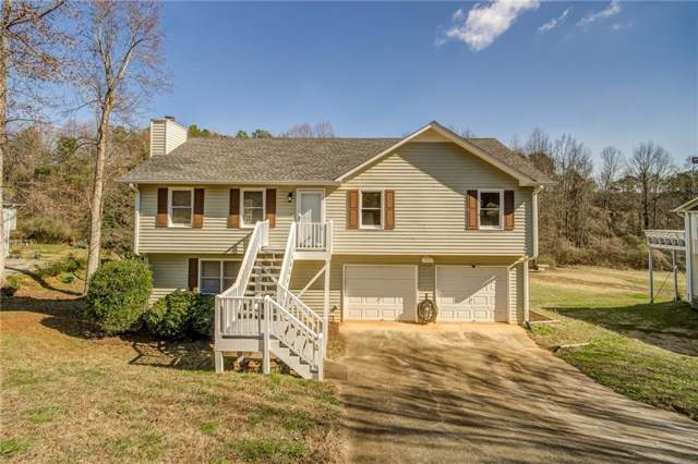 306 Emerald Creek Drive, Jasper, GA 30143 (MLS #6667816) :: Path & Post Real Estate