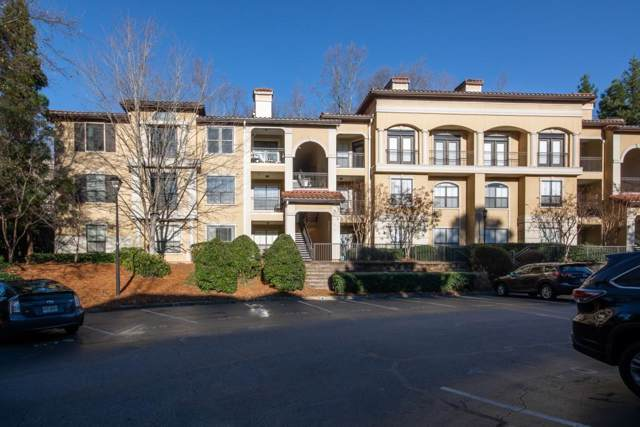 3777 Peachtree Road NE #714, Atlanta, GA 30319 (MLS #6667822) :: North Atlanta Home Team