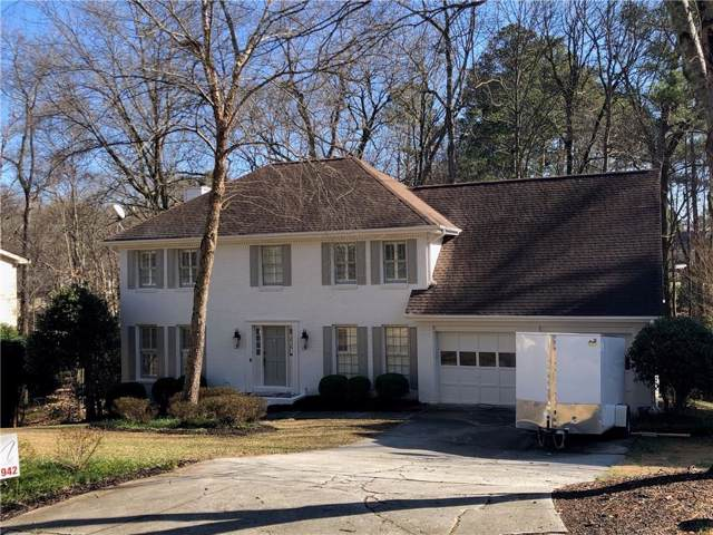 4128 Orchard Knoll Nw, Peachtree Corners, GA 30092 (MLS #6667825) :: Vicki Dyer Real Estate