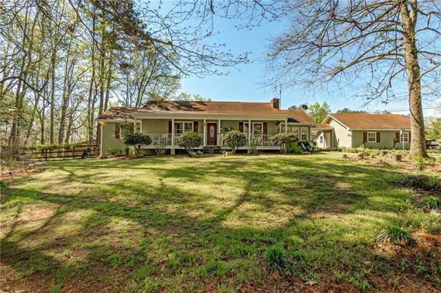 900 Water Tank Road, Canton, GA 30115 (MLS #6667831) :: The Butler/Swayne Team