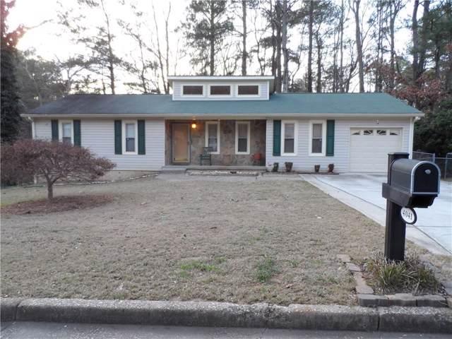 4041 Majestic Drive SW, Atlanta, GA 30331 (MLS #6667855) :: North Atlanta Home Team