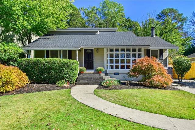 2693 Carlton Place NE, Atlanta, GA 30319 (MLS #6667866) :: RE/MAX Paramount Properties