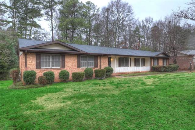 8055 Bamby Lane, Jonesboro, GA 30236 (MLS #6667868) :: Rock River Realty