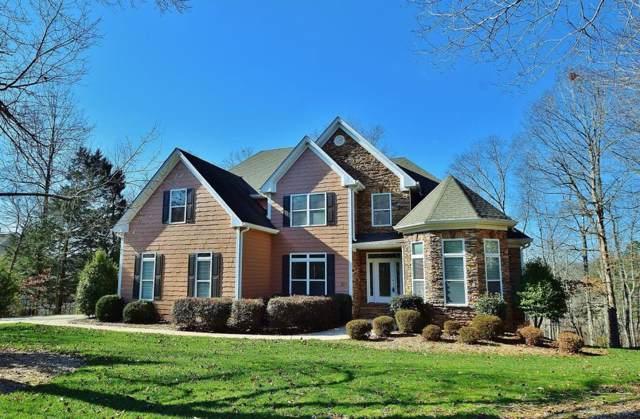 425 Buckeye Lane, Dahlonega, GA 30533 (MLS #6667871) :: Rock River Realty