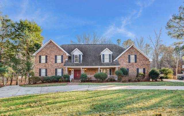 260 Camelot Drive, Fayetteville, GA 30214 (MLS #6667884) :: The North Georgia Group