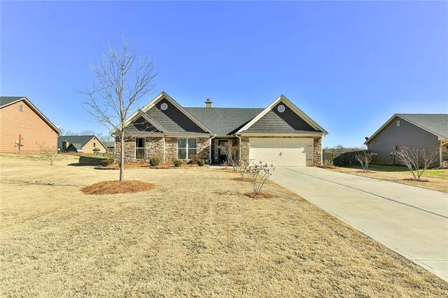 452 Lake Vista Drive, Jefferson, GA 30549 (MLS #6667912) :: Rock River Realty