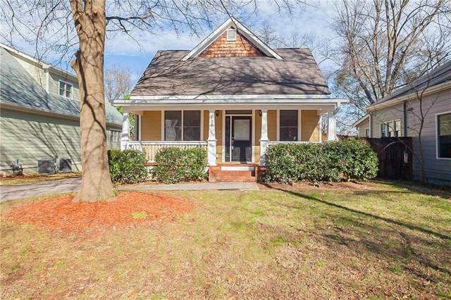 1301 Walker Avenue, East Point, GA 30344 (MLS #6667923) :: North Atlanta Home Team