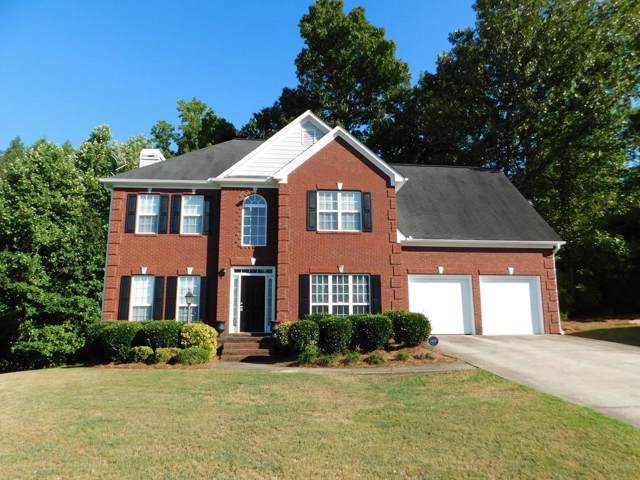 2383 Bluff Creek Overlook, Douglasville, GA 30135 (MLS #6667925) :: North Atlanta Home Team