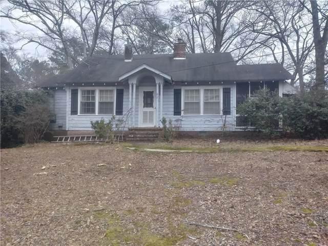 165 Strickland Street, Fairburn, GA 30213 (MLS #6667960) :: RE/MAX Paramount Properties