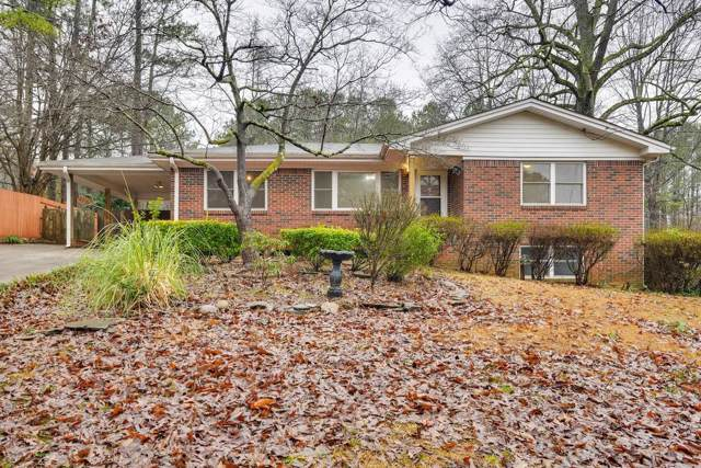 112 Douglas Drive SE, Mableton, GA 30126 (MLS #6668005) :: The Heyl Group at Keller Williams