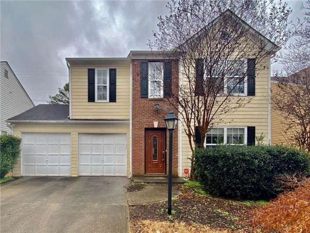 1336 Glenover Way, Marietta, GA 30062 (MLS #6668018) :: The Heyl Group at Keller Williams
