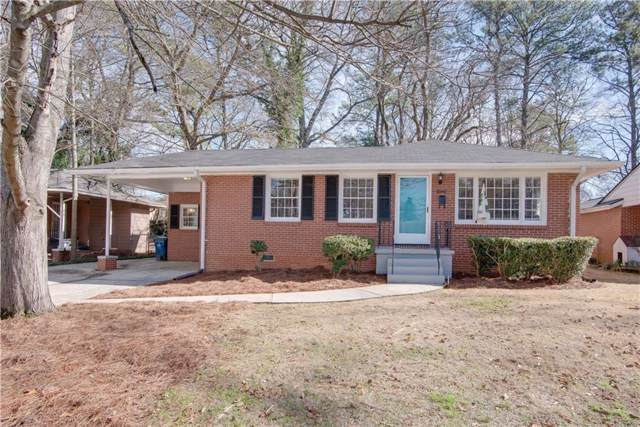 3042 Cloverhurst Drive, East Point, GA 30344 (MLS #6668035) :: North Atlanta Home Team