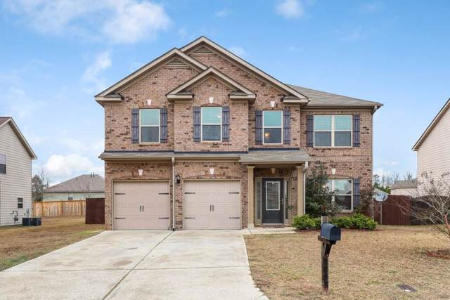 7713 Sylvaner Lane, Atlanta, GA 30349 (MLS #6668038) :: North Atlanta Home Team