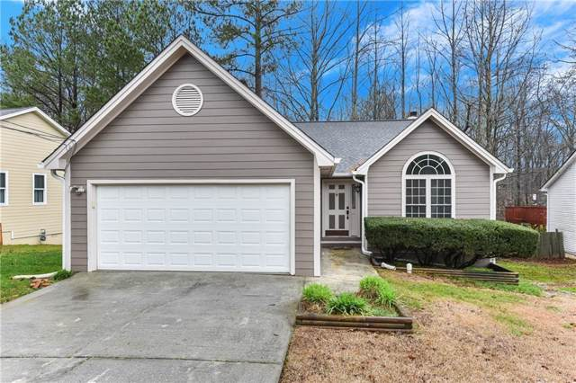 830 Harbins Cove Drive NW, Lilburn, GA 30047 (MLS #6668048) :: North Atlanta Home Team