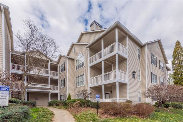 1250 Parkwood Circle SE #2207, Atlanta, GA 30339 (MLS #6668051) :: Rock River Realty
