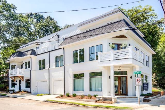376 Brooks Avenue, Atlanta, GA 30307 (MLS #6668073) :: The Zac Team @ RE/MAX Metro Atlanta