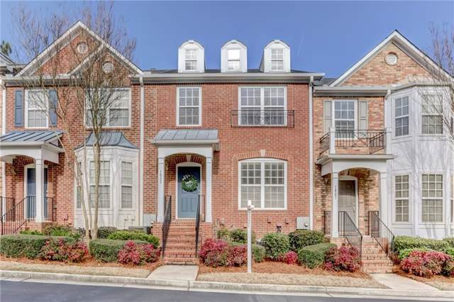 1805 Dunrobin Drive SE, Smyrna, GA 30082 (MLS #6668089) :: Kennesaw Life Real Estate