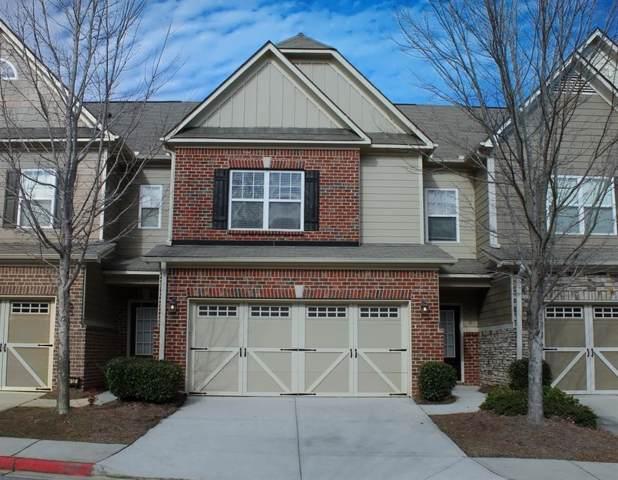 1610 Marsanne Terrace NW #25, Kennesaw, GA 30152 (MLS #6668106) :: North Atlanta Home Team