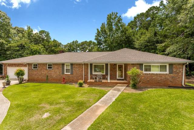 117 Muse Road, Fayetteville, GA 30214 (MLS #6668107) :: The North Georgia Group