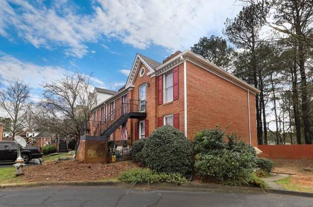 1166 Booth Road SW #501, Marietta, GA 30008 (MLS #6668138) :: The Heyl Group at Keller Williams