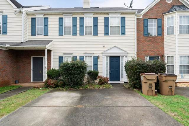 26 Hampton Drive, Cartersville, GA 30121 (MLS #6668176) :: The Butler/Swayne Team