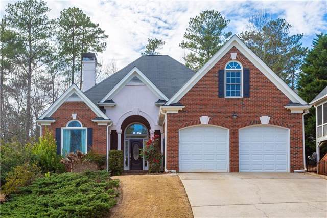 925 York Cove, Milton, GA 30004 (MLS #6668178) :: RE/MAX Prestige