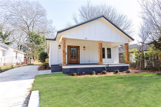 74 Whitefoord Avenue SE, Atlanta, GA 30317 (MLS #6668189) :: The Zac Team @ RE/MAX Metro Atlanta