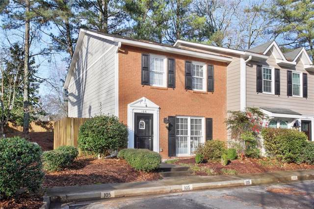 106 Courtyard Terrace, Roswell, GA 30075 (MLS #6668217) :: RE/MAX Paramount Properties