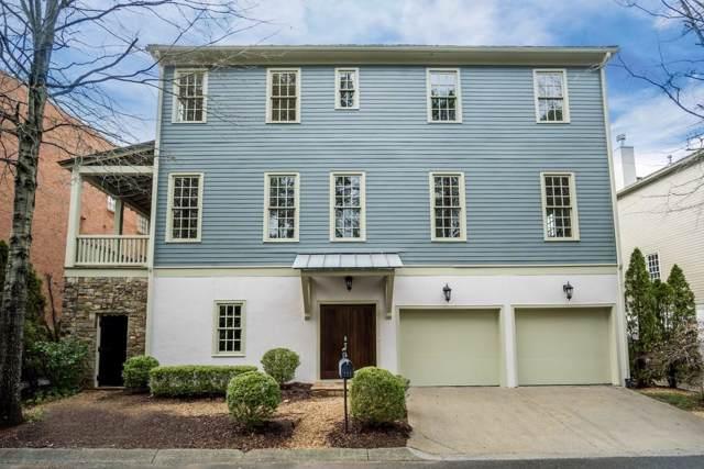 711 Hammond Drive, Woodstock, GA 30188 (MLS #6668228) :: Kennesaw Life Real Estate