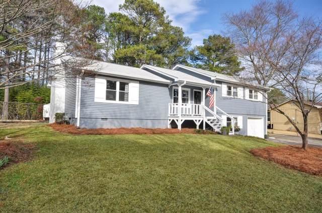 2026 Skyhawk Lane, Acworth, GA 30102 (MLS #6668234) :: Kennesaw Life Real Estate