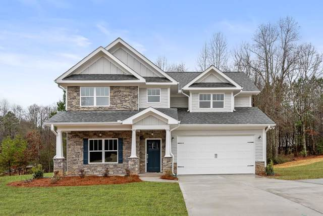 23 Morgan Lane, Dawsonville, GA 30534 (MLS #6668244) :: North Atlanta Home Team